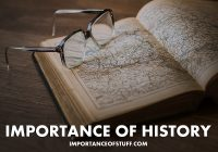 importance of history